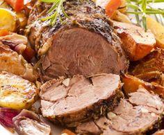 Molto facile da preparare, l'arrosto con patate è un piatto classico, tipico del pranzo domenicale, della famiglia riunita a tavola.