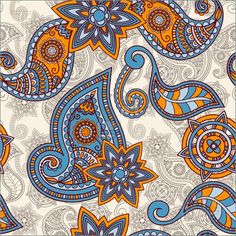 Another paisley Pattern