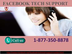Keep the ball rolling of FB account with #FacebookTechSupport 1-877-350-8878