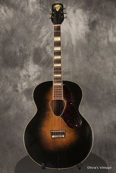 Gretsch Syncromatic Gretsch Syncromatic Sierra 75 X75F 1949 Refinished