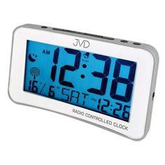 Nowość w prezentBox - budziki cyfrowe JVD - dobry stosunek jakości do ceny. Szczegóły: http://www.prezentbox.pl/pol_m_salon_Budziki-530.html