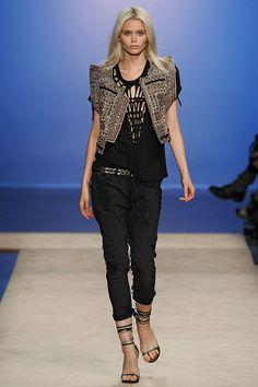 Fashion, Shopping & Style | Isabel Marant Spring 2012 | POPSUGAR Fashion Australia