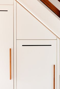 Under staircase cupboard (nimtim architects)