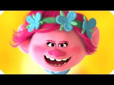 TROLLS Movie TRAILER # 2 (Animation - 2016) - YouTube
