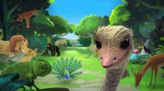 God heeft alles gemaakt tekenfilm voor kinderen over de schepping