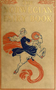 Nordic Thoughts: The Norwegian Fairy Book
