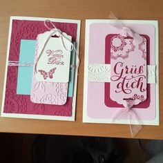 Stampin up Ideen