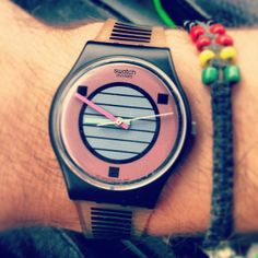 #Swatch have this!