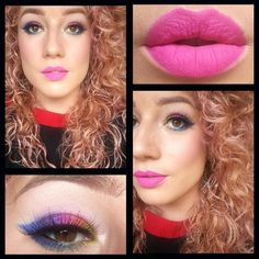 I love this look from @Sephora's #TheBeautyBoard http://gallery.sephora.com/photo/rainbow-eyes-11348