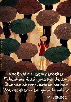 Felicidade é só questão de ser *-*