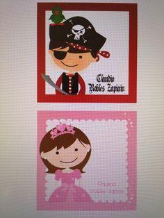 Tarjetas personalizadas y/o stickers!!!