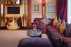 Burj Al Arab Hotel, Jumeirah, Dubai - One Bedroom Deluxe Suite