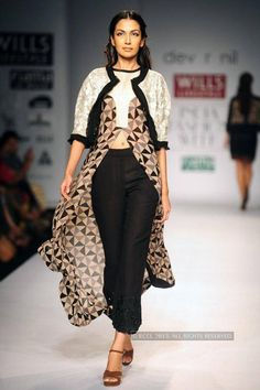 WIFW '13: Day 3: Dev r Nil Photogallery - Times of India