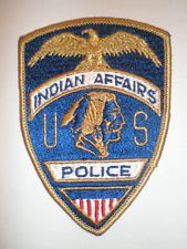 Nevada highway patrol badge my badges pinterest badges law enforcement and police patches - Interior bureau of indian affairs ...