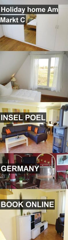 Hotel Holiday home Am Markt C in Insel Poel, Germany. For more information, photos, reviews and best prices please follow the link. #Germany #InselPoel #travel #vacation #hotel