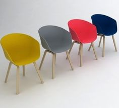 Hay Furniture | Hedendaagse Zitmeubelen Love those chairs