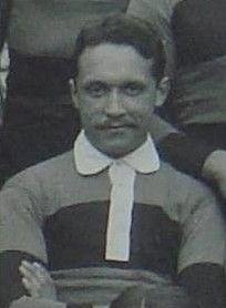 Albert EUTROPE (1888-1915) (Rugby) (Mort pour la France)