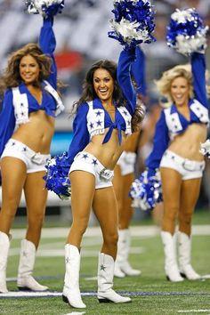 Cowboys vs. Ravens: Dallas Cowboys Cheerleaders