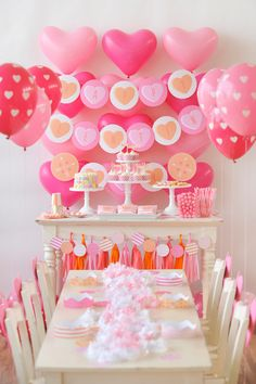 Roses are red, violets are blue, throw the ultimate Valentine's Day party with Minted's Conversation Heart party decor.  Image courtesy of The Happy Wish Co.