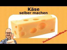 Käse selber machen - Der Selbermacher BLOG