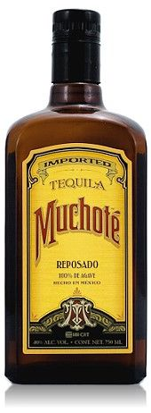 Muchote Tequila Reposado - started by twin brothers I went to HS with....pretty cool