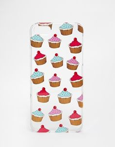 Find the best selection of ASOS Cupcake Clear iPhone 5 Case. Shop today with free delivery and returns (Ts&Cs apply) with ASOS! Iphone 5s, Iphone Cases, Happy Valentines Day, Asos, Accessories, Cup Cakes, Leather Wallet, Wolf, Cover