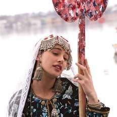 harper bazaar kashmiri bride 2014 - Google Search