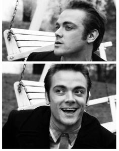 young Mark Sheppard