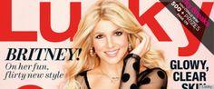 Photoshop em excesso em revista deixa Britney Spears irreconhecível