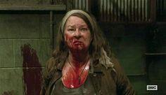 The Walking Dead Season 6 Episode 13 'Same Boat' Molly