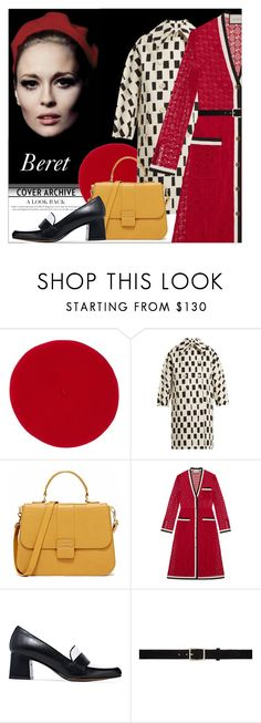 """""""A jump into the past"""" by laste-co ❤ liked on Polyvore featuring Fivestory, Junya Watanabe, Gucci, Tabitha Simmons and rag & bone"""