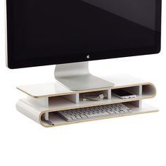 White up-rise! Desktop Organizer I want a second one; love this organizer!