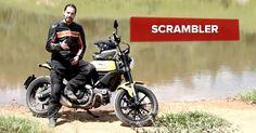 Veja as primeiras impressões do G1 sobre a Ducati Scramble http://glo.bo/1SUUEna #G1 #motos