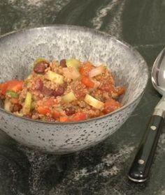 Opskrift på chili con soya
