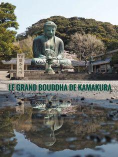 Le Grand Bouddha de Kamakura. #japon #travel #japan #buddha #japonais #garden #kamakura #bouddha