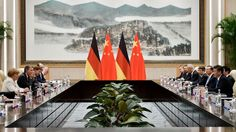China, Germany Step Up as U.S. Retires From World Leadership    The U.S. traditionally takes point in the search for common approaches to the big global issues of the day at G-20 summits. Not this time.