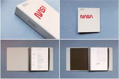 NASA Graphics Standards Manual  https://www.flickr.com/photos/thisisdisplay/sets/72157627467855309/