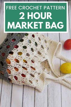 Crochet Beach Bags, Crochet Market Bag, Crochet Tote, Crochet Purses, Small Crochet Gifts, Crochet With Cotton Yarn, Crochet Yarn, Free Crochet, Cotton Crochet Patterns