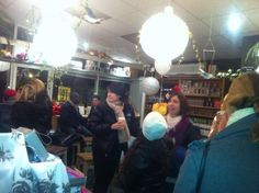 Images from @Nightriser at Minkies Deli, Kensal Rise
