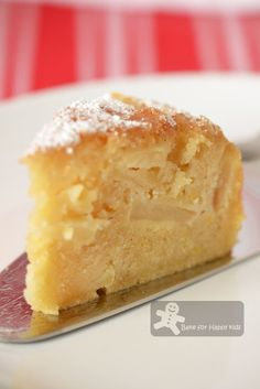 Bake for Happy Kids: Apple Cinnamon Custard Cake (Curtis Stone) Recipes Apple Cake Recipes, Apple Desserts, Baking Recipes, Dessert Recipes, Apple Custard Cake Recipe, Dutch Recipes, Custard Recipes, Amish Recipes, Pudding Recipes