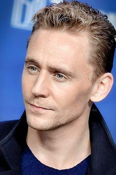 "magnus-hiddleston: "" Tom Hiddleston TIFF High Rise Press Conference ~V""""""""V """