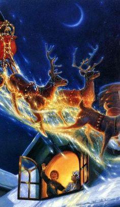 Christmas-The Night before Christmas