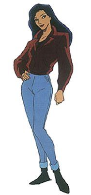 Would I darken my hair for an Elisa Maza cosplay? Hells yes.
