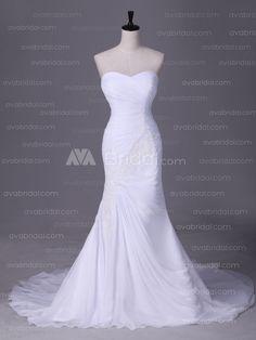 Summer Wedding Dress - Elene
