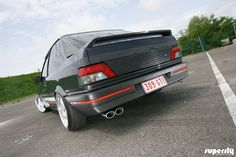 309 Gti, Peugeot France, Saab 9 3, Superfly, Retro Cars, Car Wallpapers, Car Show, Cars And Motorcycles, Pugs