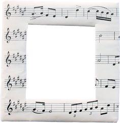 Gifs y Fondos PazenlaTormenta: NOTAS MUSICALES