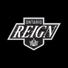 ONTARIO, CA – The Ontario Reign, proud American Hockey League (AHL) affiliate of the Los Angeles Kings, have announced their full regular-season schedule for the season, their fourth as a member of the AHL. The Reign celebrate Opening Ontario Reign, American Hockey League, Hockey Logos, Sports Logos, Sports Teams, Team Mascots, Los Angeles Kings, Great Logos, Chevrolet Logo