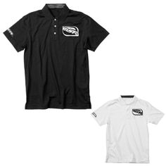 2015 MSR Rep MX Moto Casual Wear Tops Apparel Tee Polo Shirt