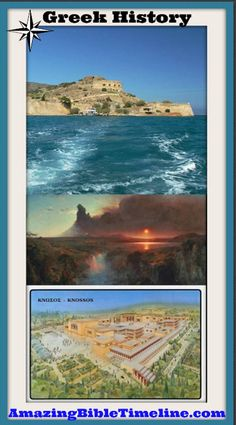 What is the origin of Greece? click here to read about it: http://amazingbibletimeline.com/blog/greece-beginning-1500-bc/