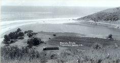 Topanga Beach area North from Topanga Road -- ca 1914